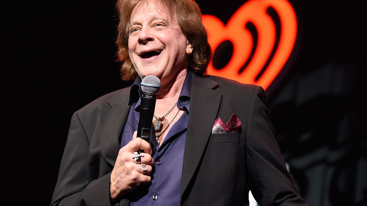 Rocker Eddie Money announces he has esophageal cancer