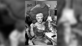 PBS to air documentary about Mae West titled 'Dirty Blonde'