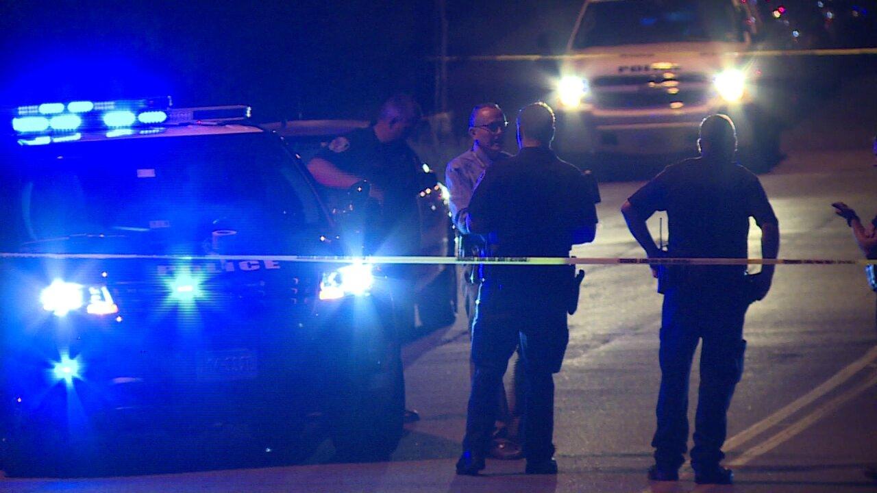 Richmond shooting victim rushed tohospital
