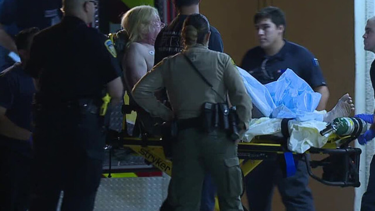 Woman arrested in stabbing of man in Imperial Beach