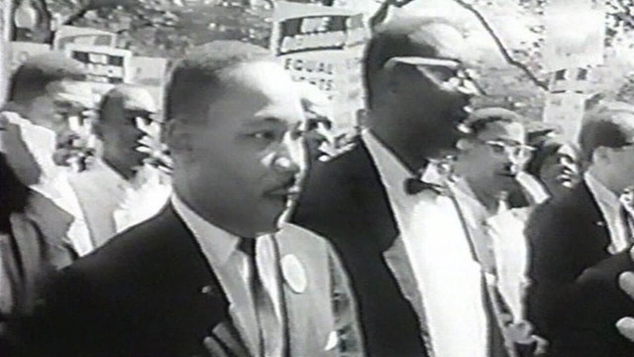 Events Set For Martin Luther King, Jr. Day