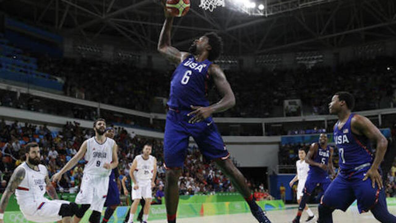 US men's basketball team wins final Rio gold