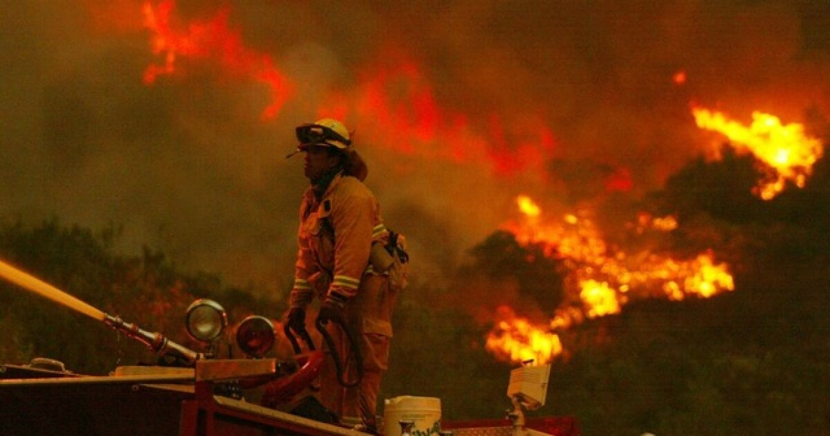 Remembering the Cedar Fire 15 years later