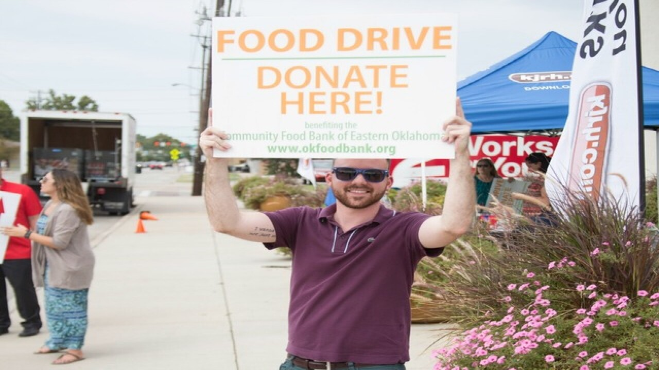 PHOTO GALLERY: 2016 Peanut Butter Drive