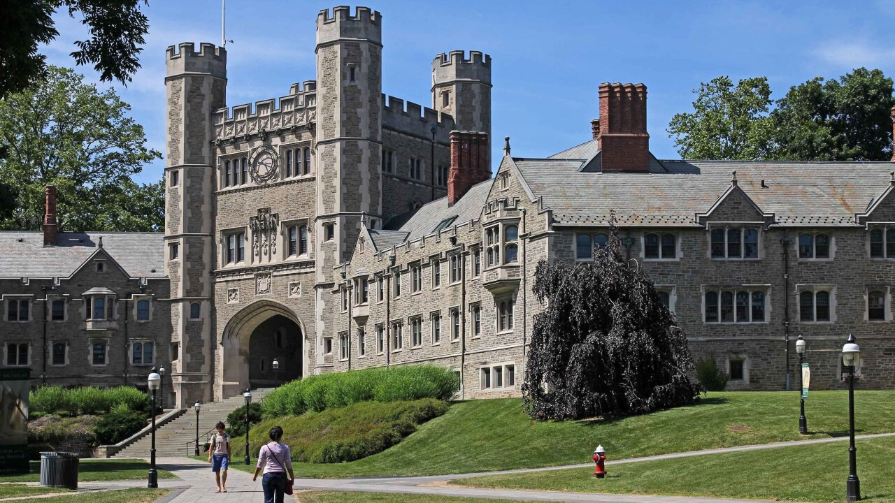 Here are the best colleges in America according to U.S. News & World Report