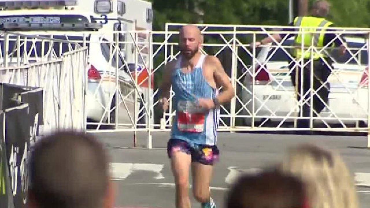 Scott Wietecha Wins 5th Nashville Marathon