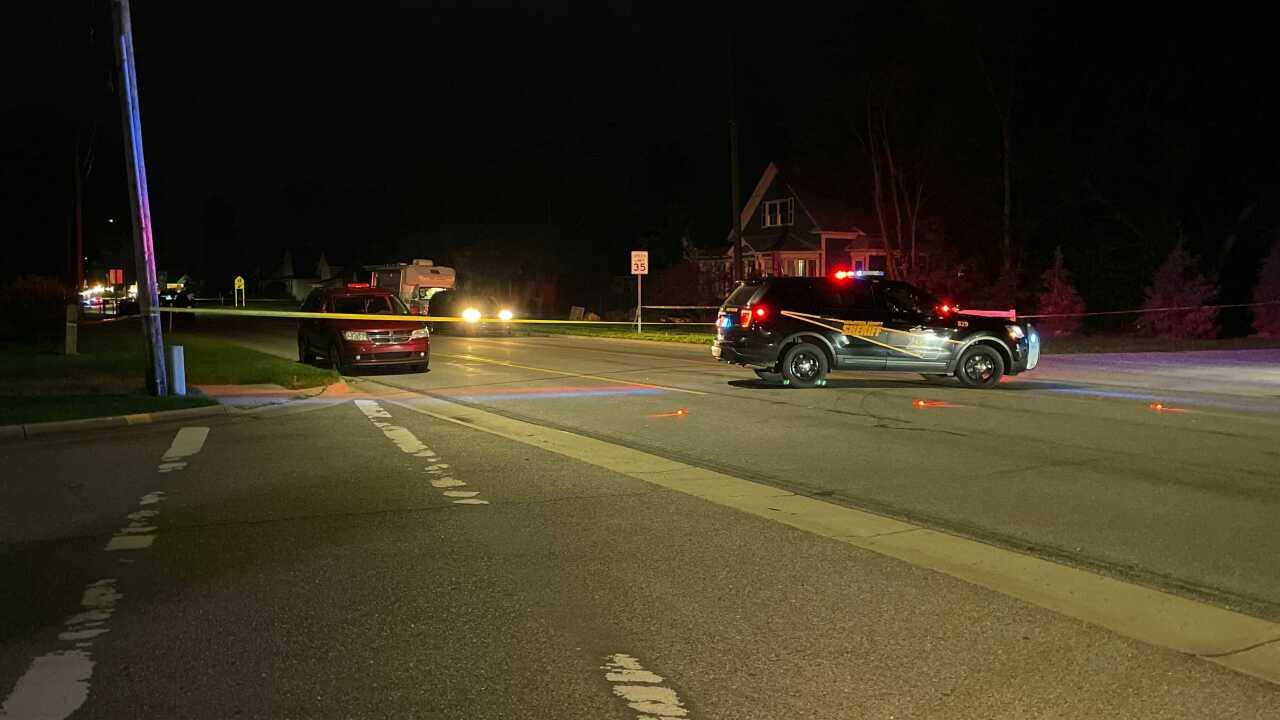 Officer involved shooting leaves suspect dead in Van Buren Co.