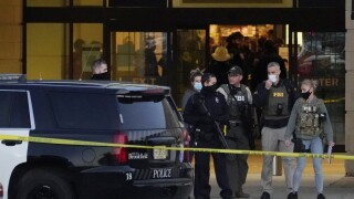 APTOPIX Mall Incident Wisconsin