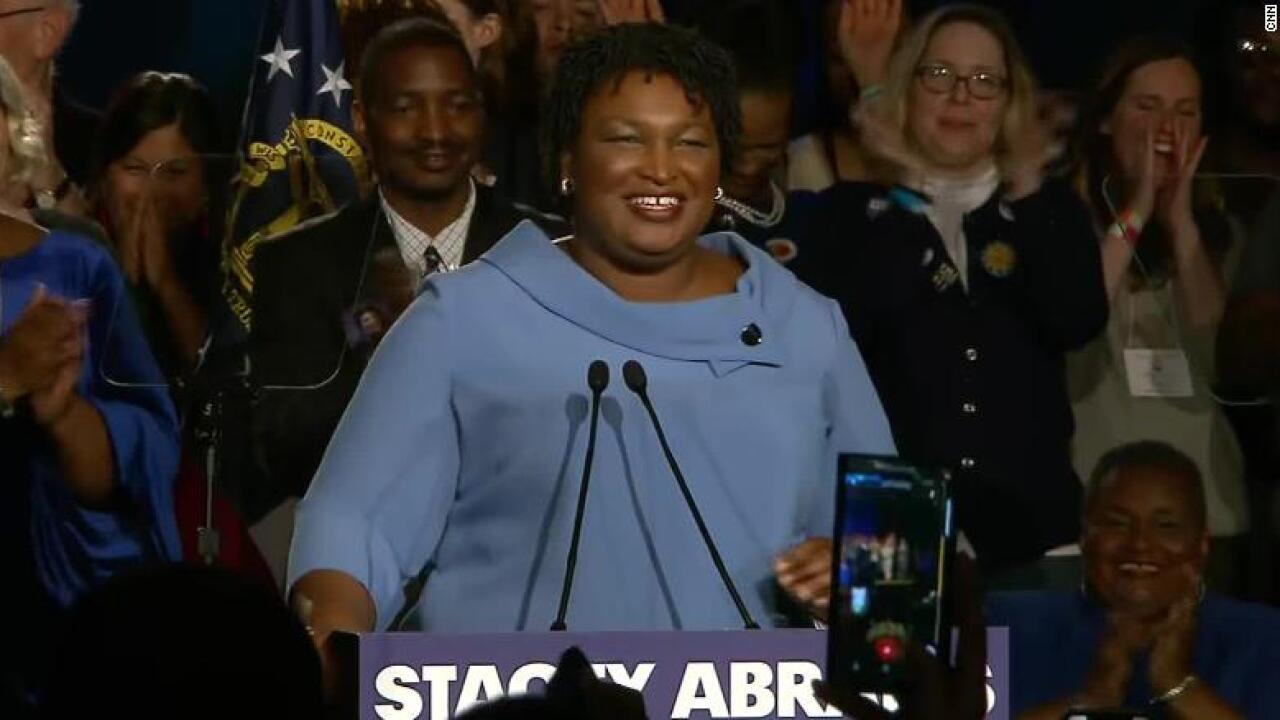 Stacey Abrams refuses to concede Georgia governor's race, hoping for runoff