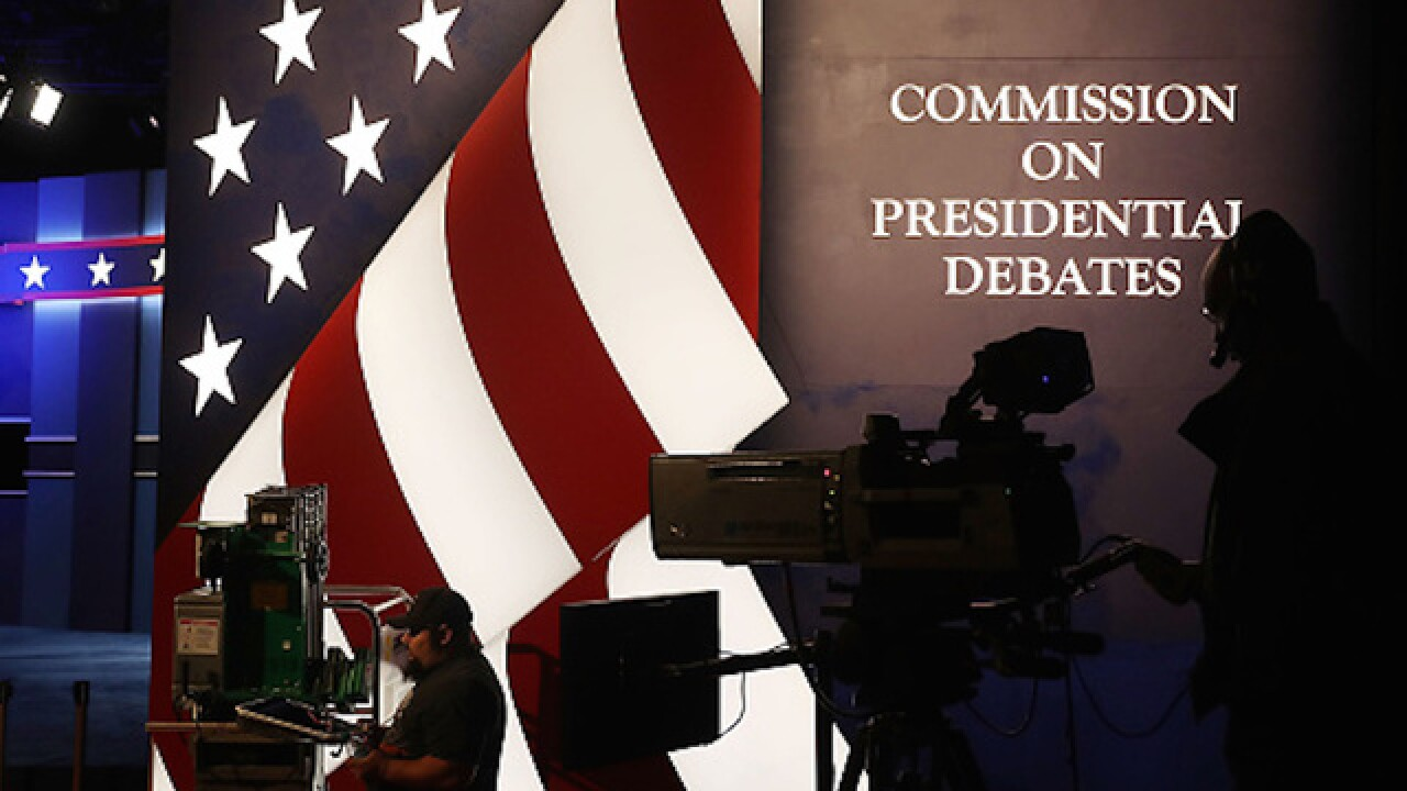 Poll: Who will win Tuesday's debate?