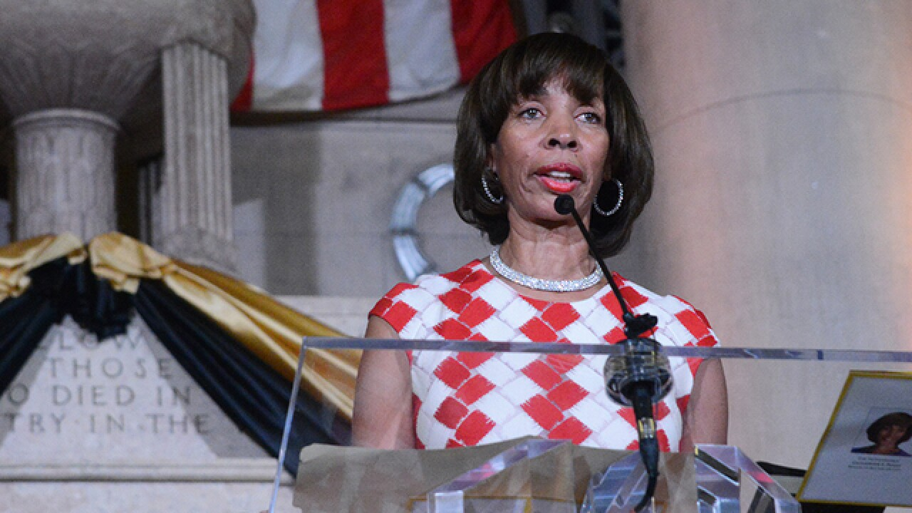 PHOTOS: Mayor Catherine Pugh sworn in as Baltimore's 50th mayor
