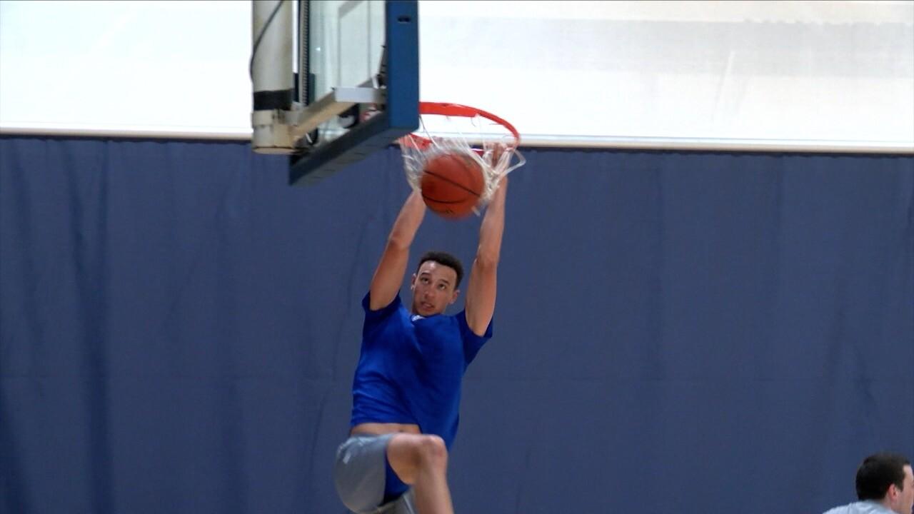 UMKC Men's Basketball 2