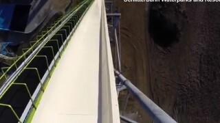 Opening of Verrückt, world's tallest water slide, delayed