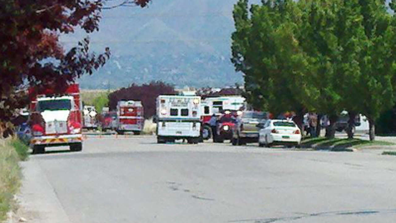 Crews respond to sulfuric acid spill in SLC