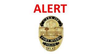 Fort Myers Police Alert