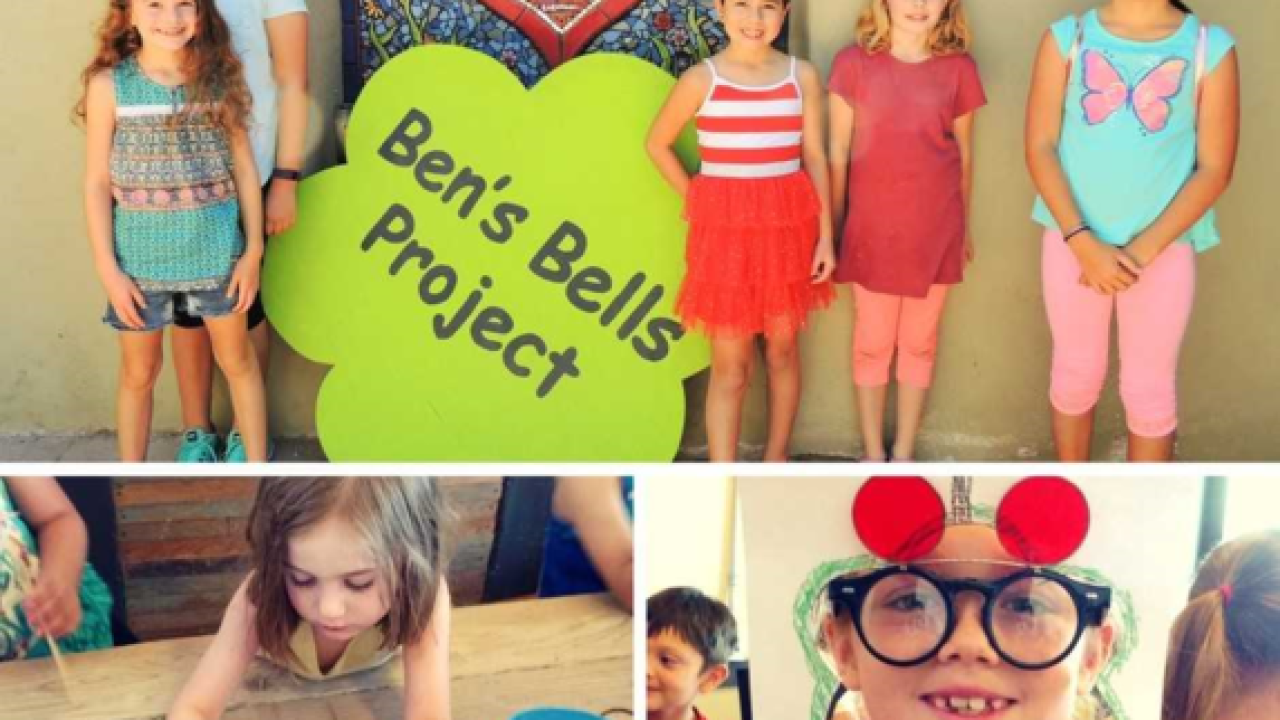 Ben's Bells summer camp of kindness