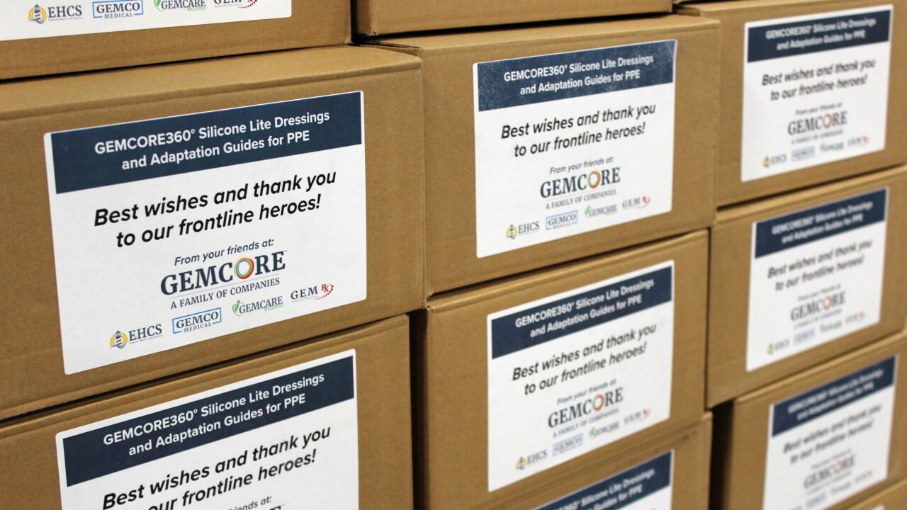 GEMORE donation