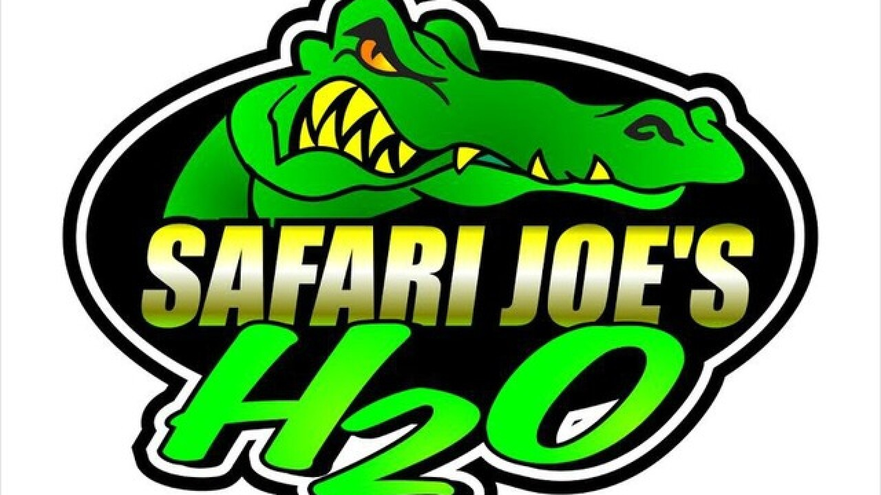 Watch 2 Win: Five winners to receive two single-day passes to Safari Joe's H2O during 2018 season