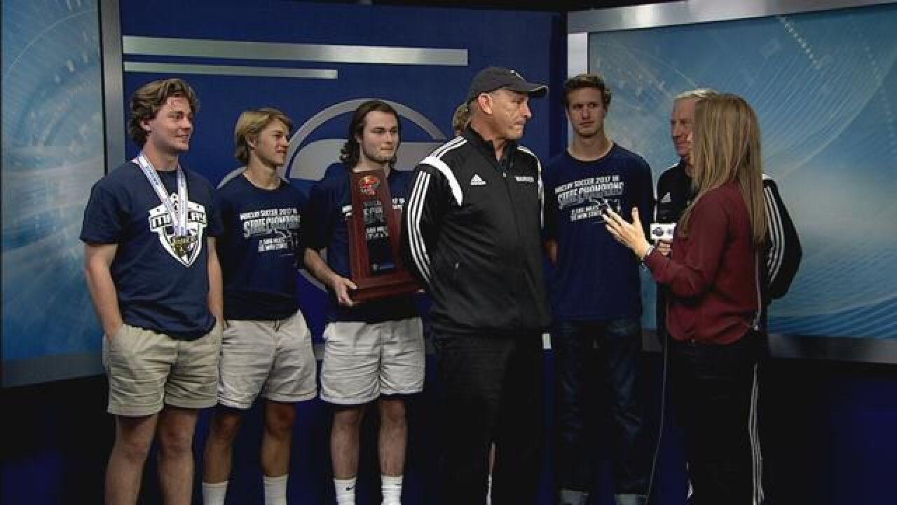 Maclay Boys Soccer Team Talks Winning the Championship Title