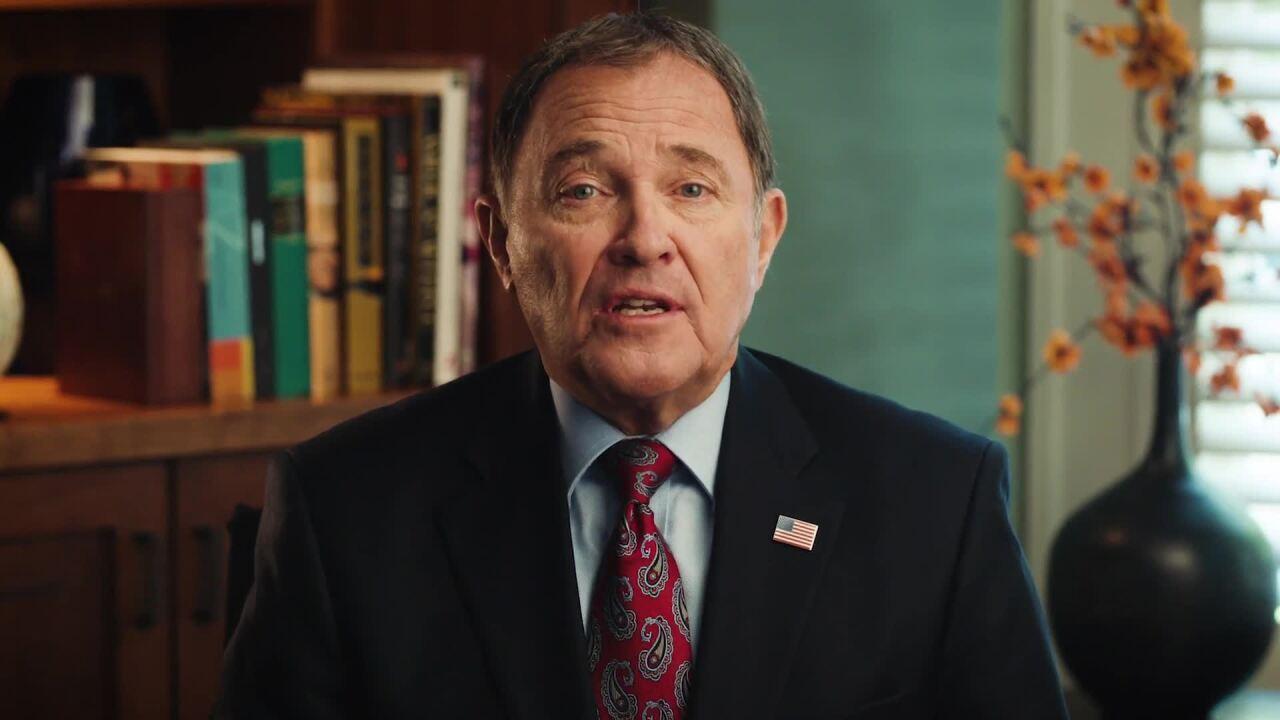 Gov. Herbert endorses increasing gasoline tax to fund education in Utah in newcommercial