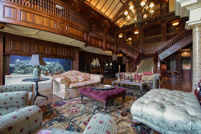 HOME TOUR: Inside the $20 million, 27,000 square foot Scott Jones mansion in Carmel