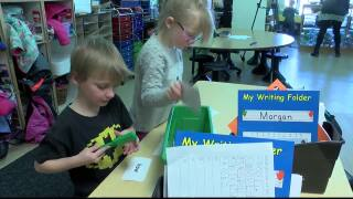 One Class at a Time: Stevensville Elementary