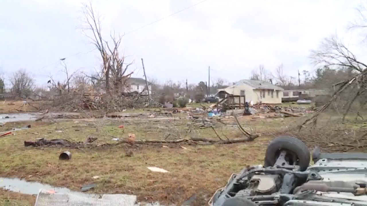 One year after deadly Waverly tornado