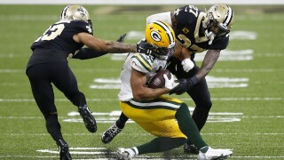 Packers' game moved to 7:50 p.m. Monday
