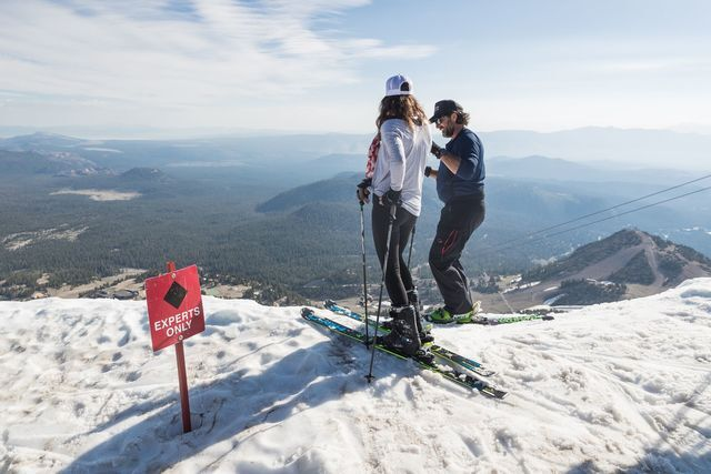Ski season to end in August at Mammoth Mountain