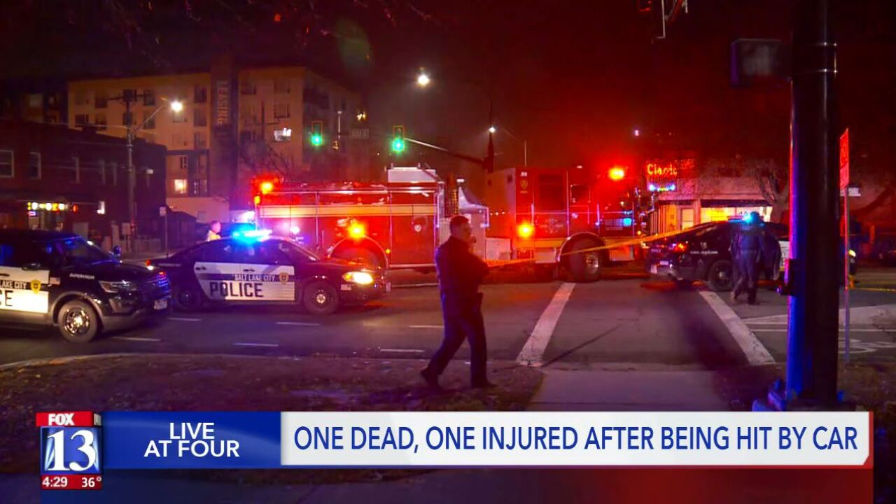 One person dead, driver arrested on suspicion of DUI after overnight auto pedestrian accident