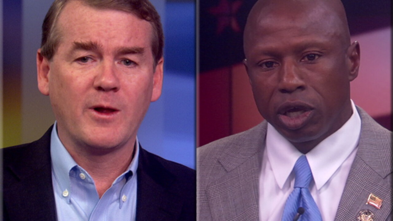 Bennet, Glenn differ on many top issues