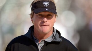 Raiders to make Jon Gruden richest NFL coach