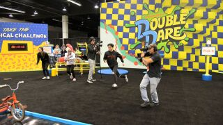 Nickelodeon's 'Double Dare Live!' makes stop in Norfolk this fall