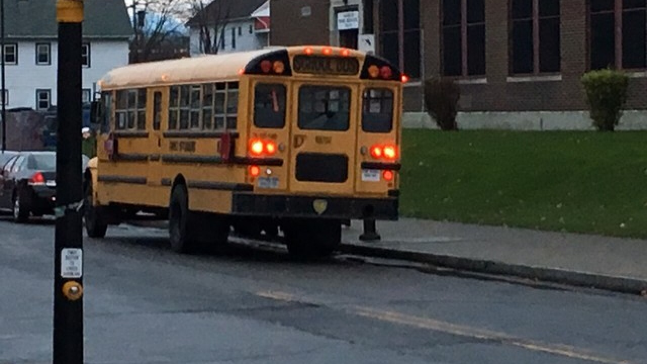 Buffalo Public Schools say First Student buses are running late