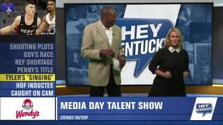 Mary Jo and Jack Givens on Hey Kentucky!