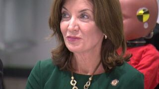 Hochul discusses reopening in Western New York