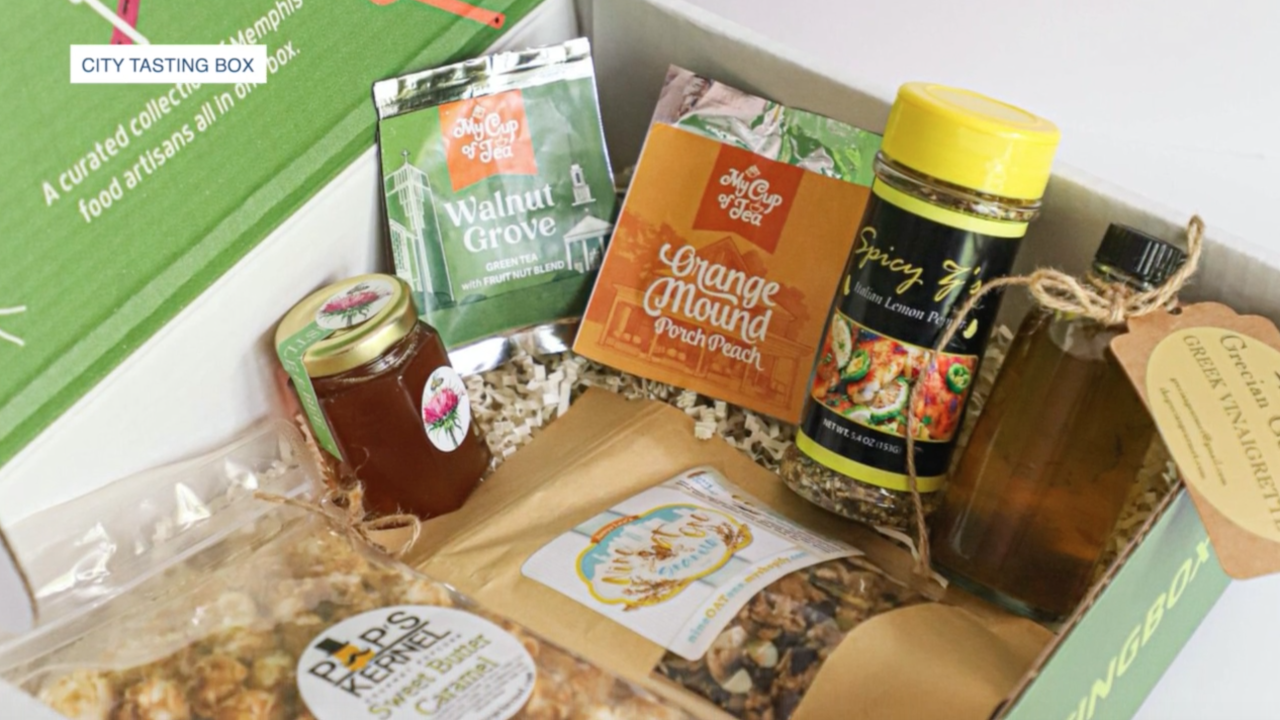 Entrepreneurs pack up tasting events in a 'to go' box