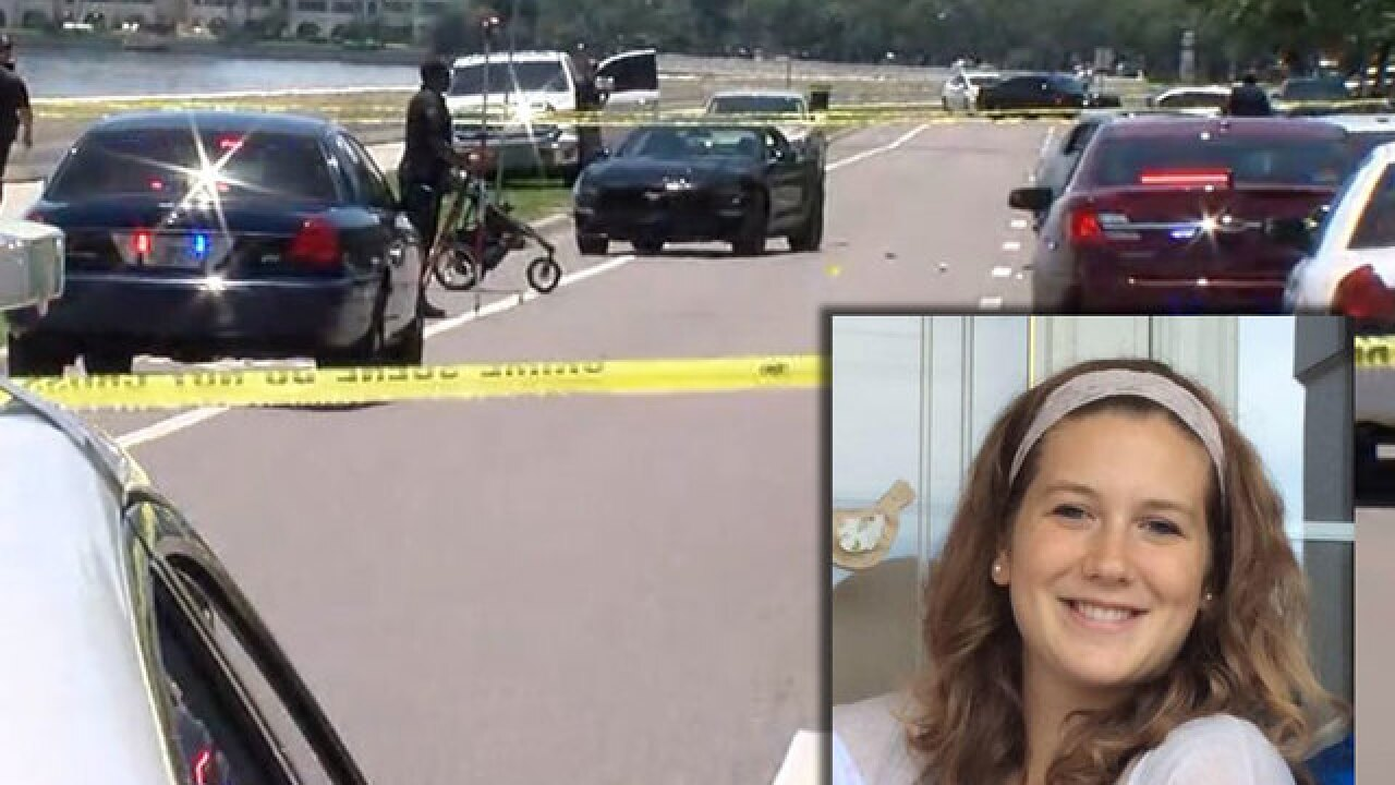 Mother, child hit by vehicle on Bayshore Blvd.