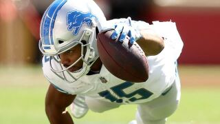 Golden Tate proud to see growth in his annual 'Stars and Strikes' event for veterans
