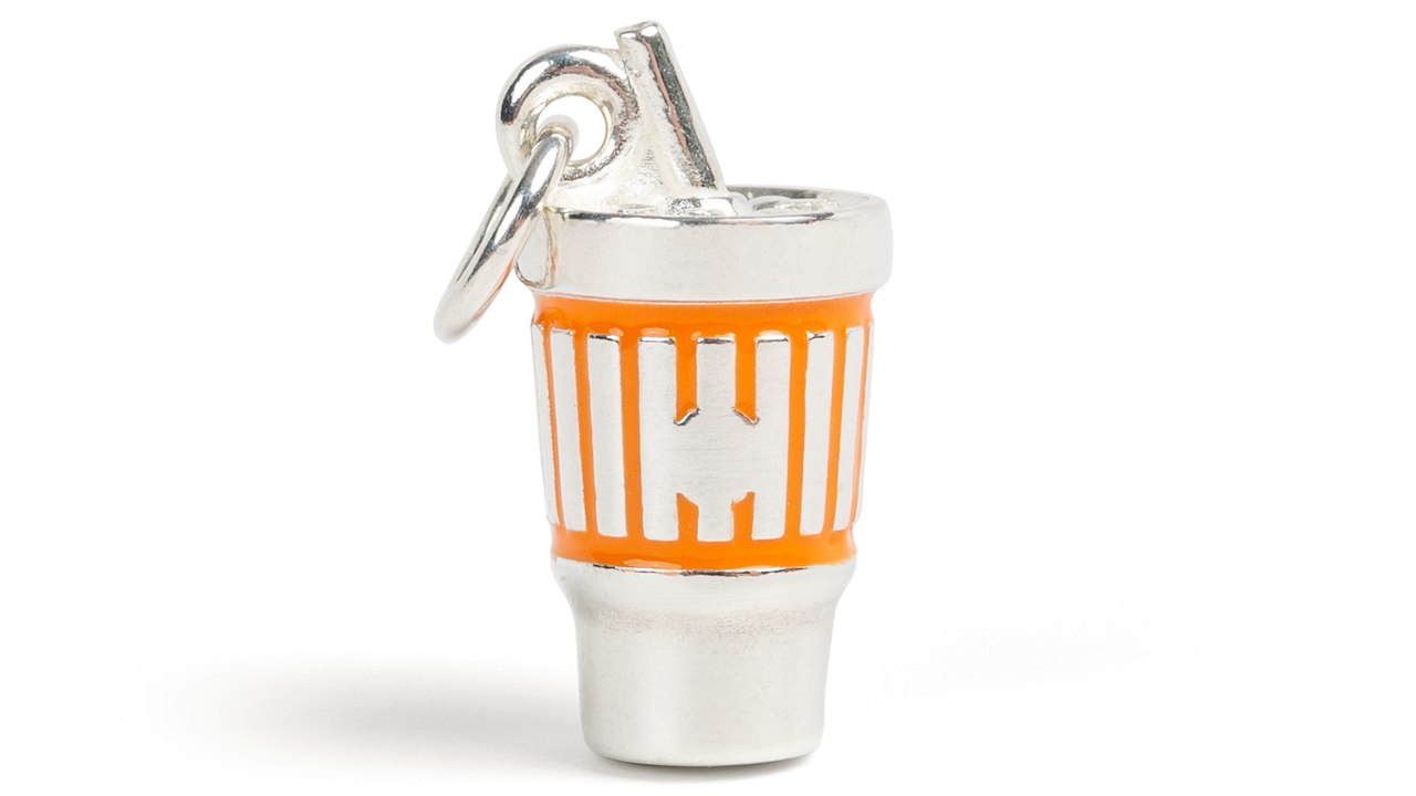 Whataburger and James Avery team up to release tumbler charm