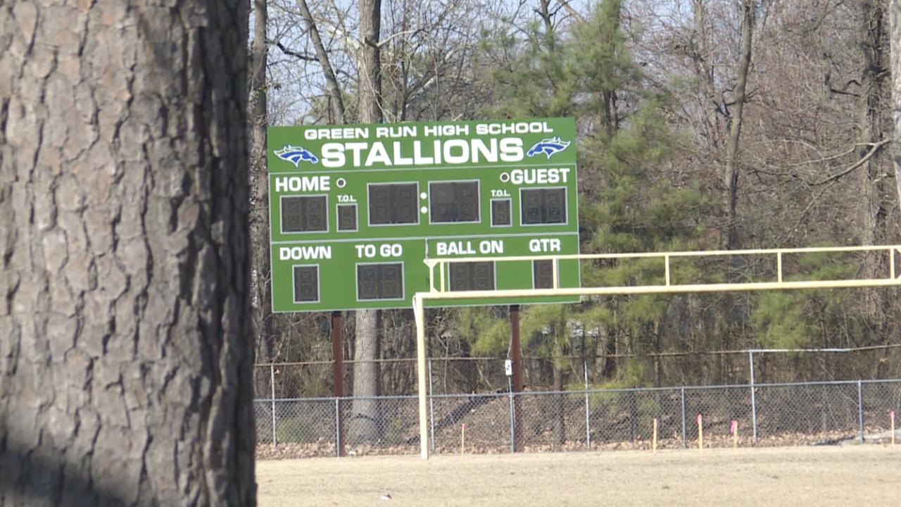 Green Run Stallions