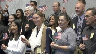 Butte welcomes 25 new American citizens in naturalization ceremony