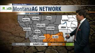 Montana Ag Network Weather: July 23rd