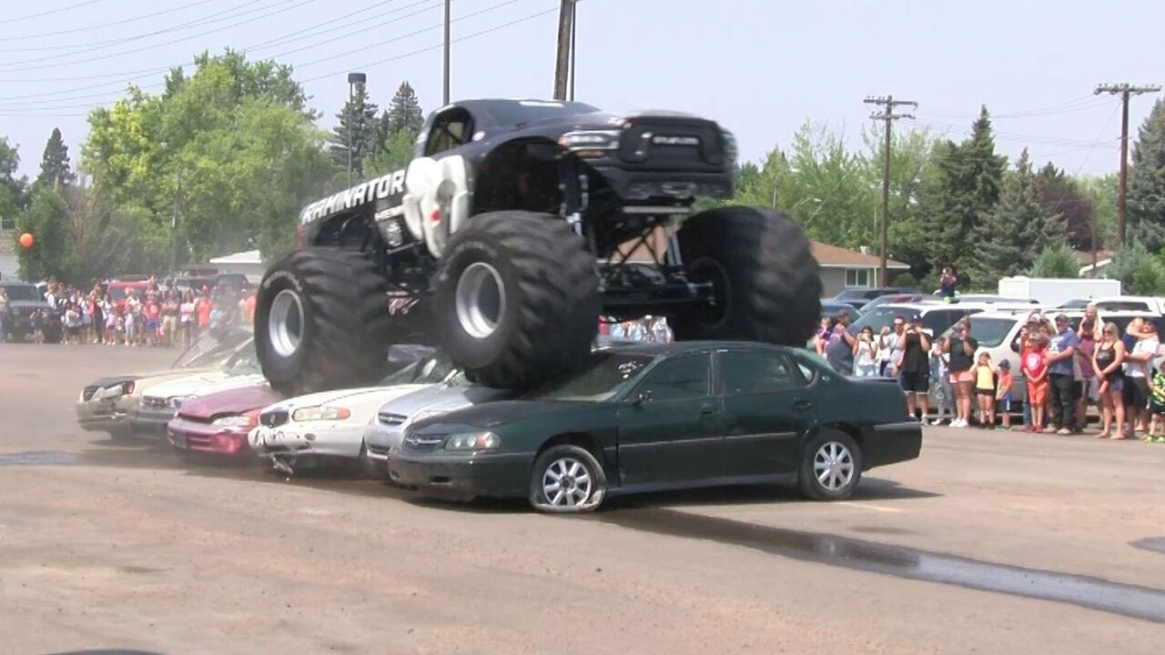 """""""The Raminator"""" delights fans in Great Falls"""