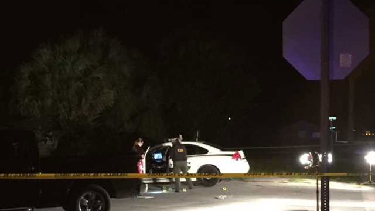 1 dead after Martin Co. deputy-involved shooting in Indiantown