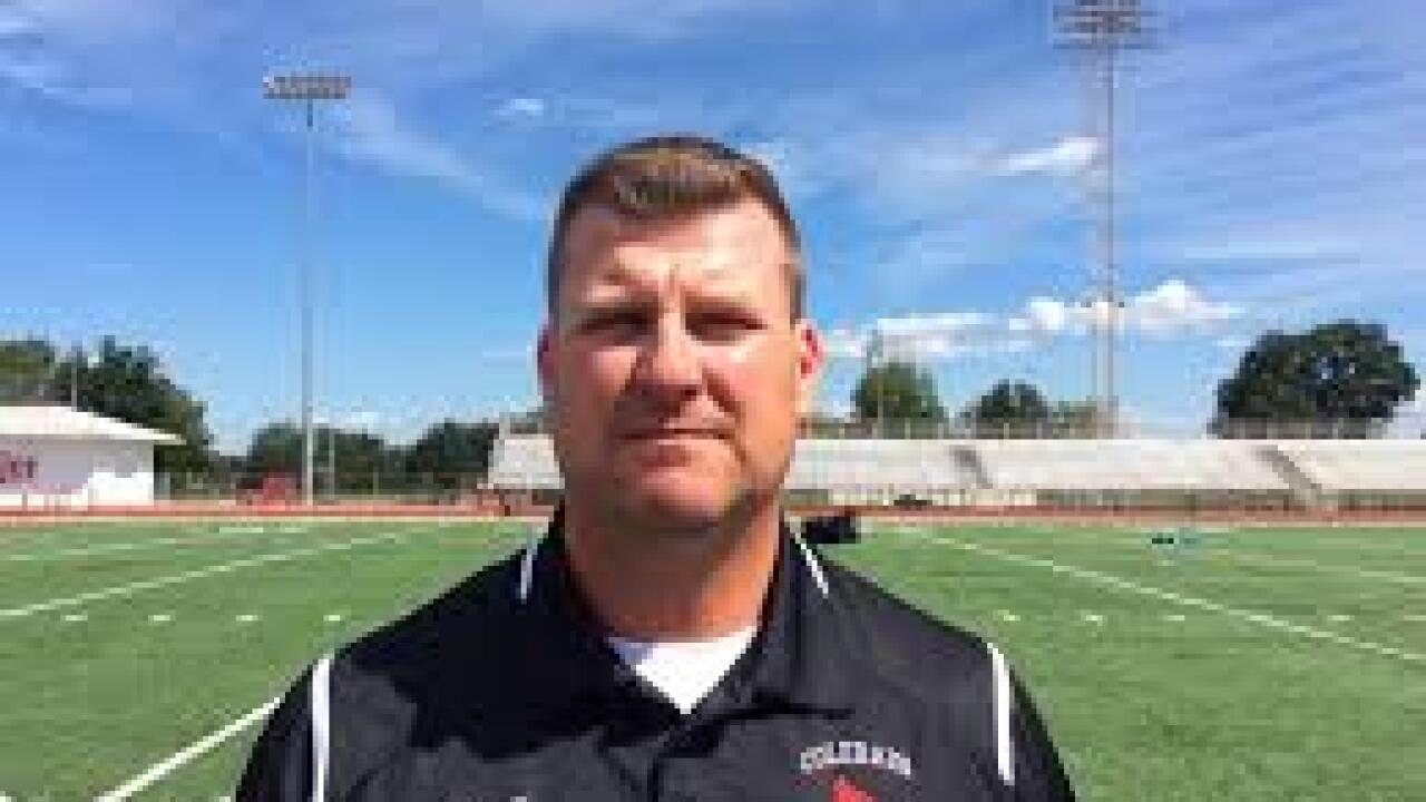 Colerain High School Names Its Next Head Football Coach
