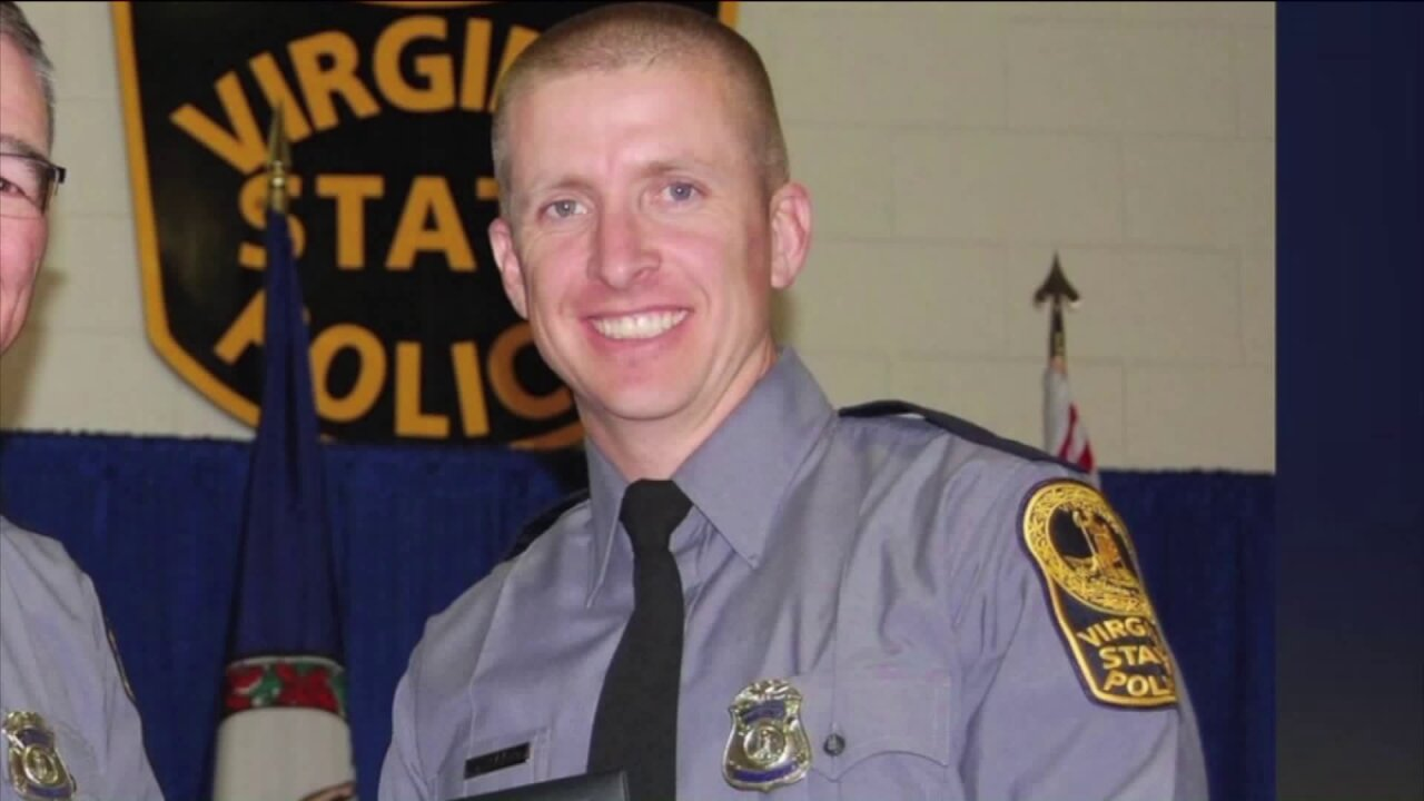 Colleagues remember Trooper Chad Dermyer: 'Everyday he wassmiling'