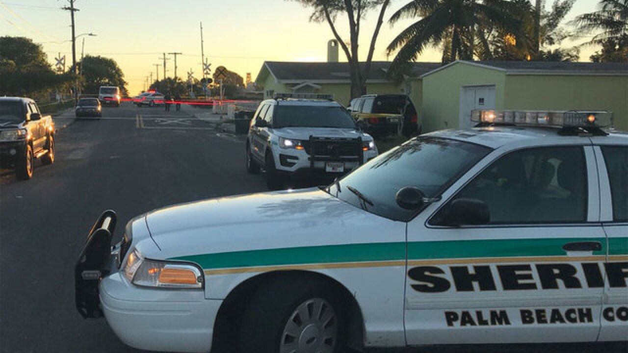 Lake Worth resident wakes up, finds body in his yard; investigators have now identified the victim