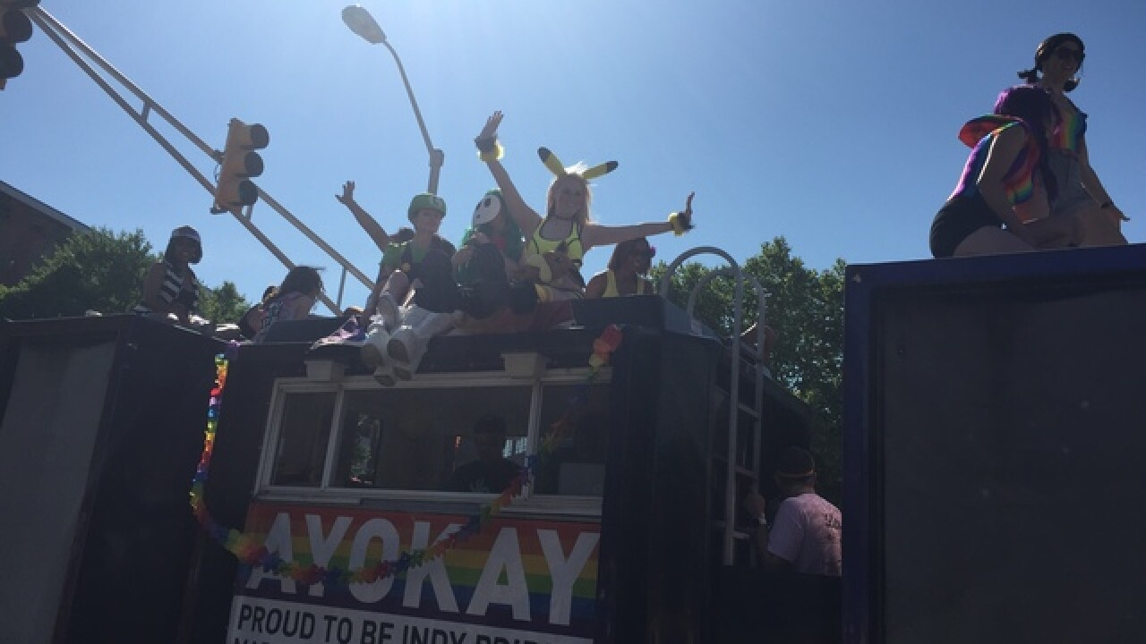 PHOTOS: Circle City IN Pride Parade