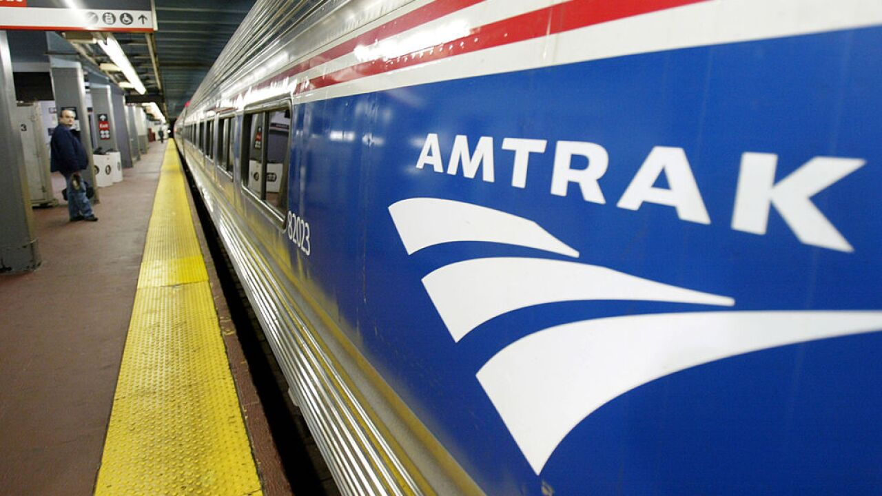 Person hit, killed by Amtrak train that left Newport News